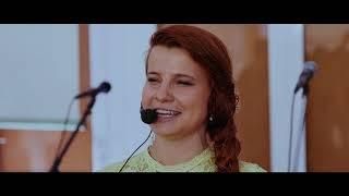 Ведущая на свадьбу Тамбов 07.10.2017 Саша и Аня