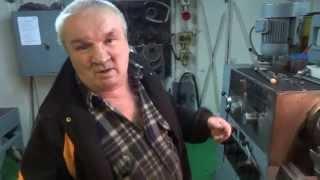 Техника  безопасности при работе на токарном станке.