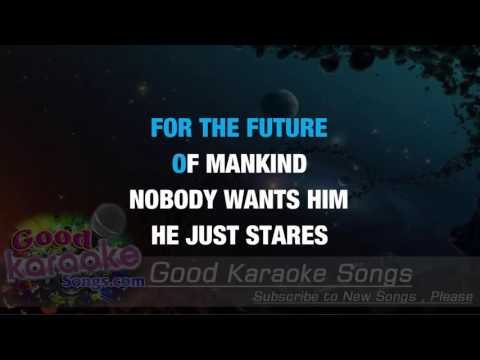 Iron Man -  Black Sabbath (Lyrics Karaoke) [ goodkaraokesongs.com ]