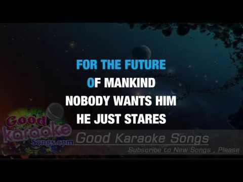 Iron Man -  Black Sabbath (Lyrics Karaoke) [ goodkaraokesongs.com ]