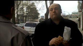 The Sopranos - Agent Harris befriends Tony Soprano