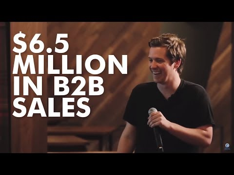 Alex Berman - Agency Marketing and B2B Sales Speaker (Demo Reel)
