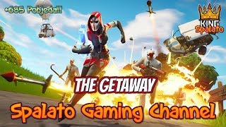THE GETAWAY, THE new update... Spreads the GUIs-Fortnite Balkan-Target 2300 subsites + 685 victory!!! #311
