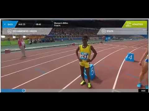 Ghana's Martha Bissah Wins Olympic Gold