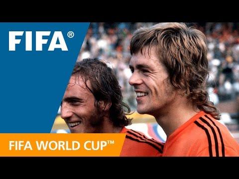 World Cup Highlights: Netherlands - Brazil, Germany 1974