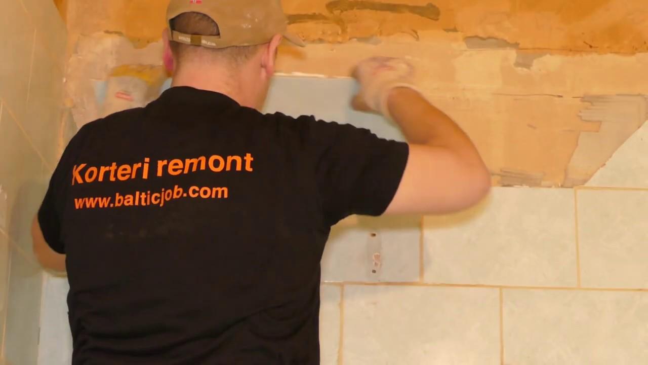Download Услуги профессионалов в области ремонта квартир и ванных комнат в Таллине/Korterite remont Tallinnas