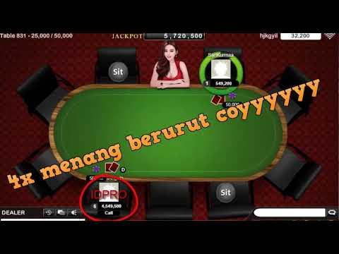 IDPRO Poker Online Terpercaya Menang Terus Broooo