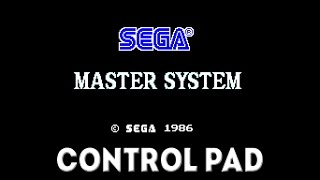 CONTROL PAD: 8Bit Hip-Hop Beat (SEGA Master System Video Game Sample Rap Instrumental) By Kannibal