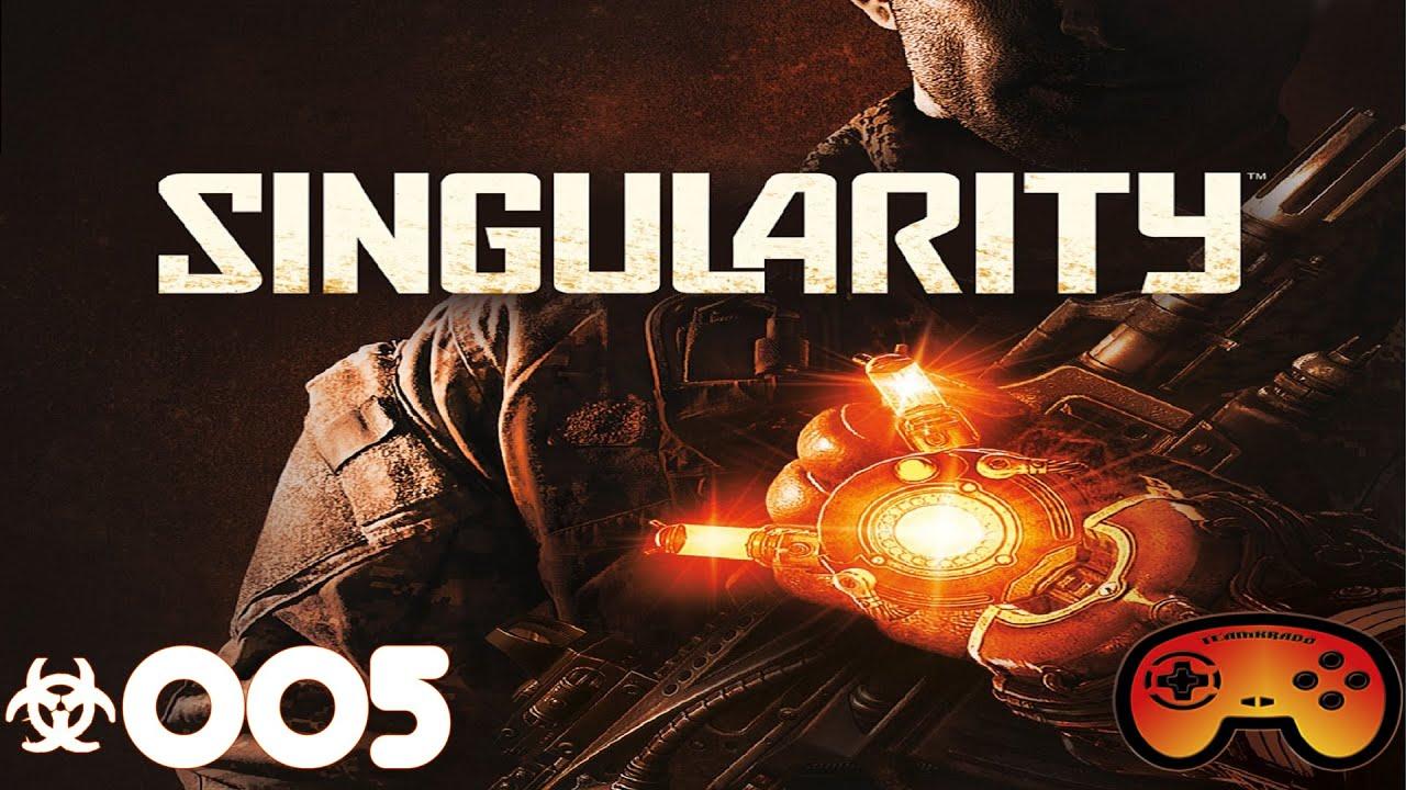 Singularity Stream Deutsch