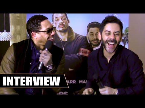 [Interview] Joey Starr et Manu Payet - LES GORILLES