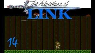Zelda II: The Adventure of Link #14 Die verlassene Stadt [Blind/German/Let