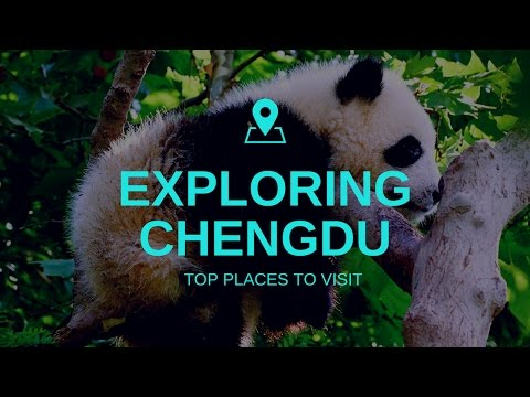 China: Top Things to Do and See in Chengdu (GoPro) | The Chi