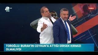 Beşiktaş 2 - 0 Alanyaspor Erman Toroğlu Maç Sonrası Yorumları / A spor