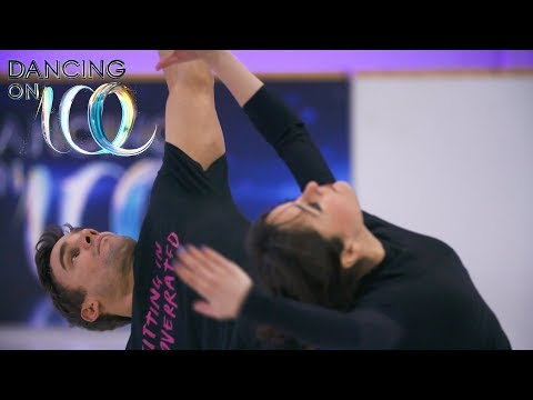 Our Finalists Get to Work With Torvill and Dean   Dancing On Ice 2018