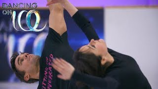 Our Finalists Get to Work With Torvill and Dean | Dancing On Ice 2018