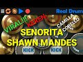 SENORITA_SHAWN MENDES,CAMILA CABELLO_REAL DRUM COVER BY GALANG BACKET