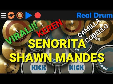 senorita-terbaru-2019-shawn-mandesh-ft-camila-cabello-real-drum-cover-by-(galang-backet