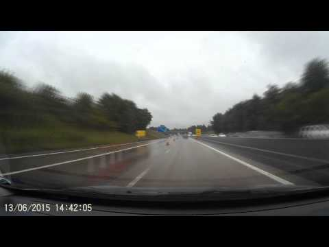 Telford to Wolves Time Lapse