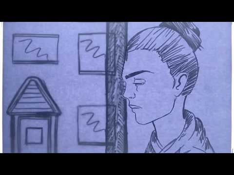 Line of Vision - Hand Drawn Animation