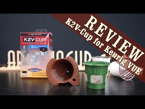 K2v Cup Review Howto Use Keurig
