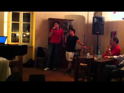 Karaoke d'aste.