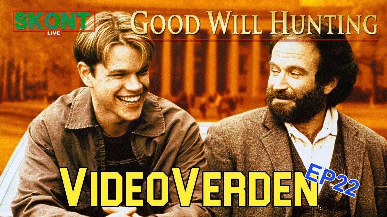 Holder Good Will hunting (1997) fremdeles mål - Skonts VideoVerden EP 22