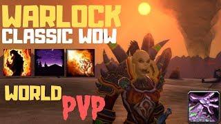WARLOCK PvP - WoW CLASSIC (Phase 2)