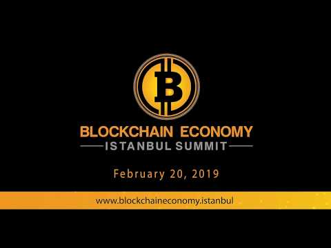 GLAD sponsored Blockchain Economy Istanbul Summit will take place on 20 February.