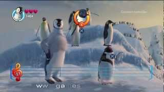 Happy Feet Two: The Videogame | PS3 | Gameplay