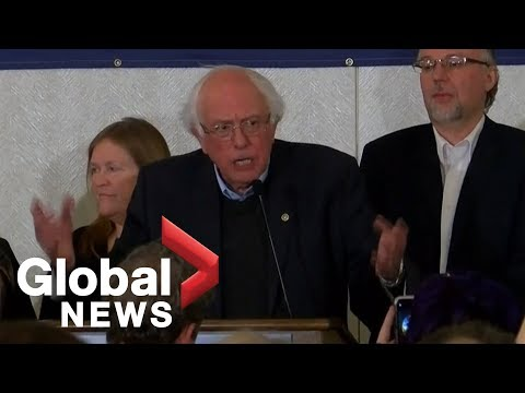 Midterms Elections: Bernie Sanders gives victory speech, calls the night a \'pivotal moment\'