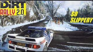 DiRT Rally 2.0 - I Hate ICE!!!