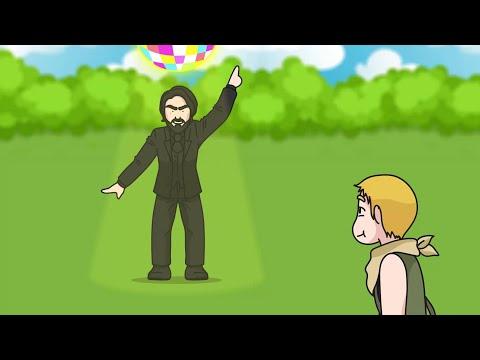 Fortnite Animation #2: BOOGIE BOMB (Parody)