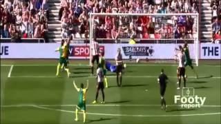 Sunderland 1:3 Norwich City (15 Aug 2015) Full Highlights