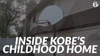 Kobe Bryant's childhood ho…