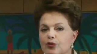 Dilma recebe Patrícia Poeta no Palácio do Planalto - 11/09/2011