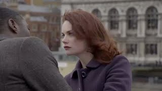 Luther held at knife-point - The Enigma of Alice Morgan - Luther - BBC