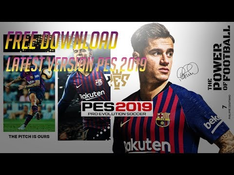 DOWNLOAD PES 2019 PC FULL CRACK