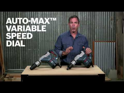 Combination Hammer Product Video: BOSCH Power Tools