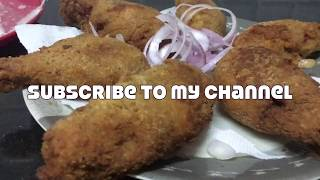 #FriedChicken Chicken Fry - Crispy Fried Chicken   How To Make KFC Fried Chicken At Home  