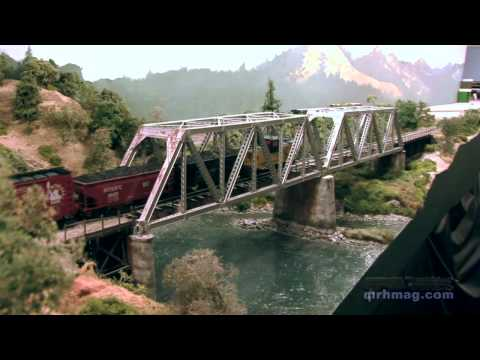 MRH demos the RailPro system