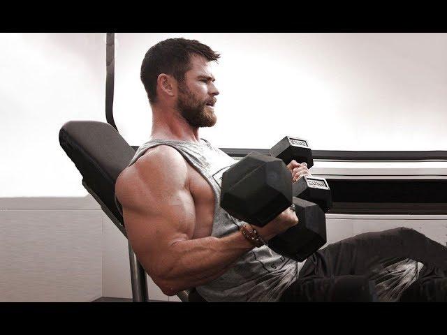 Chris Hemsworth - 'THOR' - best training