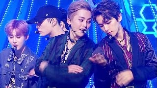 《Comeback Special》 EXO (엑소) - LOTTO (louder) @인기가요 Inkigayo 20160821