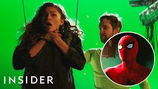 Why The 'Spider-Man: Far From Home' Illusion Battle Took Nine Months To Make | Movies Insider