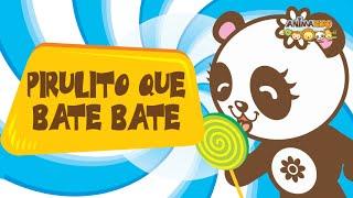 Canções Infantis - Animazoo - Pirulito que Bate Bate