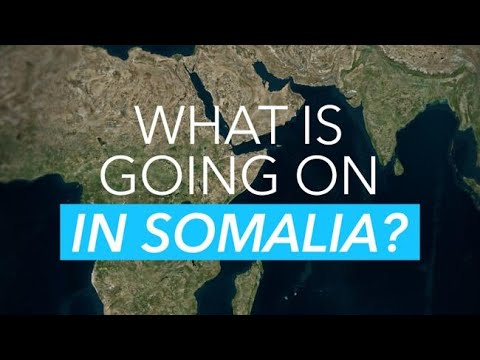 What is going on in Somalia?
