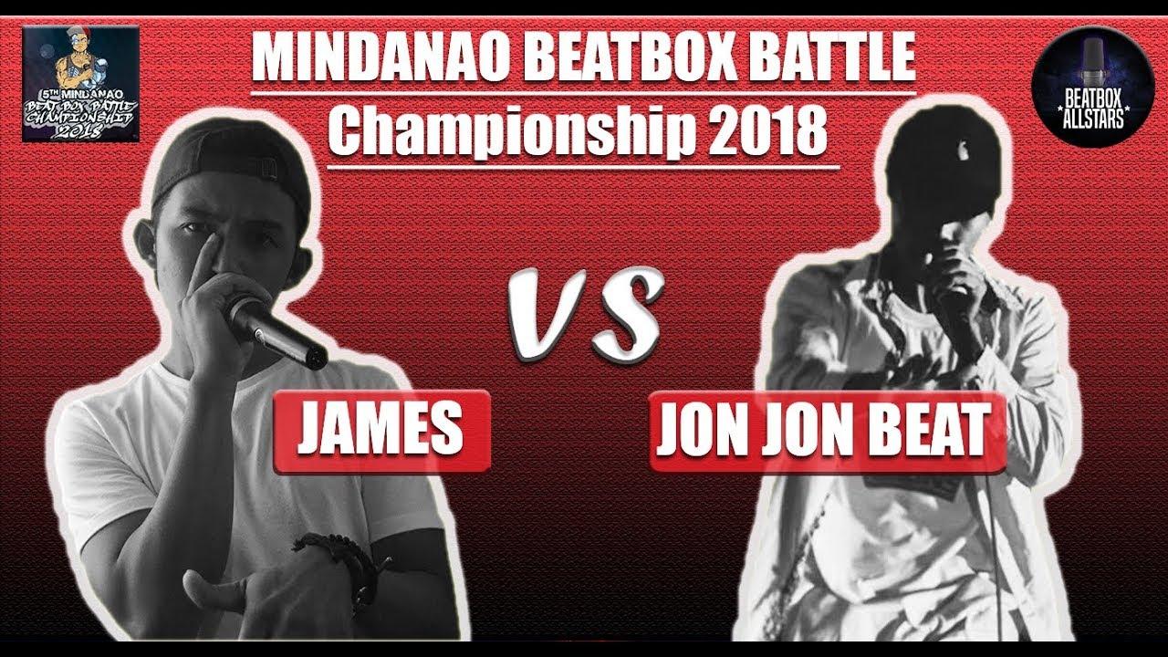 JAMES vs JON JON BEAT at MBBC 2018