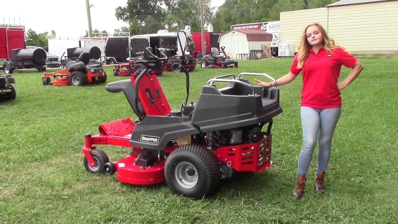 Snapper 360Z 2691320 Zero Turn Mower 48