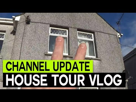 Channel Update, The House Renovations Are Starting, House Tour Vlog
