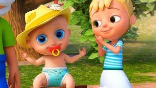 30 MINUTOS Mix as Melhores Canções Infantis - LooLoo Kids Português