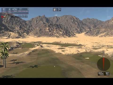 The Golf Club Phoenix Place Plaque  Yuma Desert Gold Course
